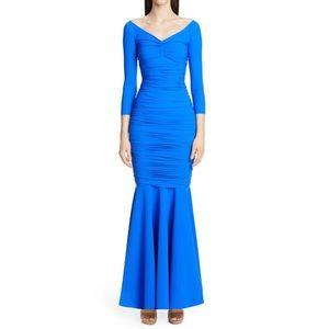 La Petite Robe di Chiara Boni Blue Gown 48